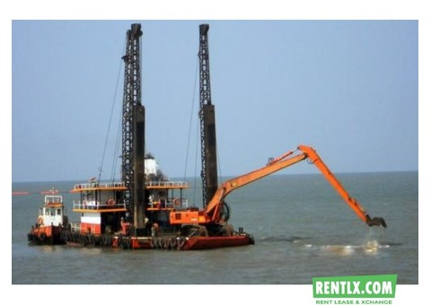 Heavy equipment on rental in Mumbai