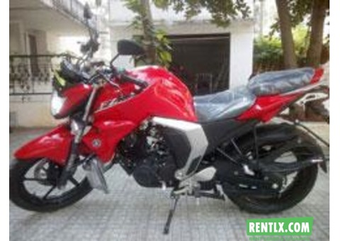 Sports bike for rent in Hyderabad