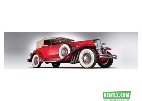 Vintage Cars on Rent in Delhi NCR