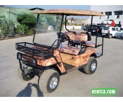 Electric Golf cart on Rent in Mumbai