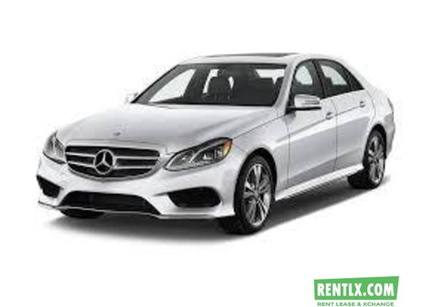 Luxury car on rent in Mumbai,