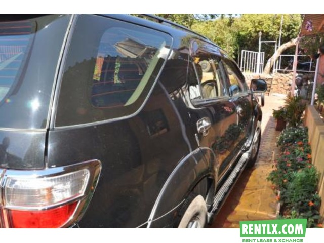 Toyota Fortuner 3.0L 4WD on Rent in Navi Mumbai