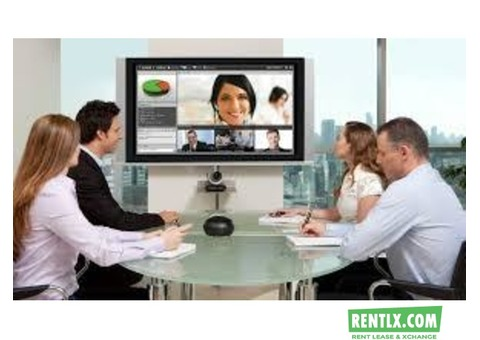 Video Conferencing Equipment on rent In Delhi NCR