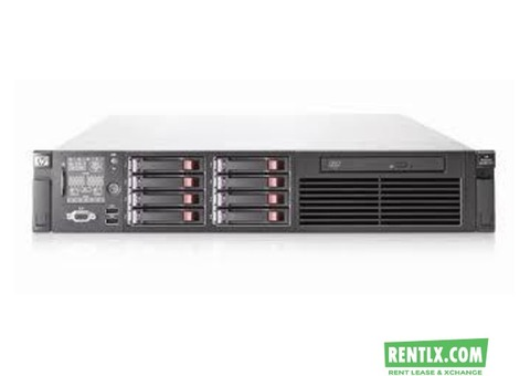 Dell hp ibm server on Rent in Chennai