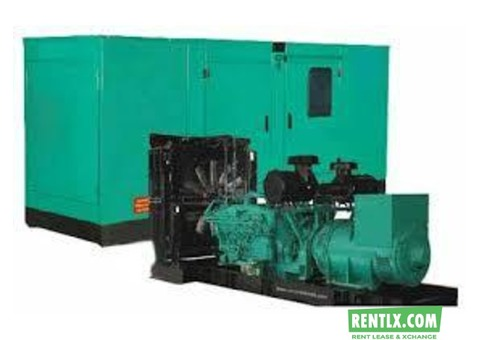 Generator on Rent in Bhopal