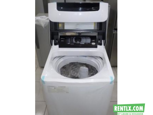 Automatic Washing Machine on Rent in Bangalore