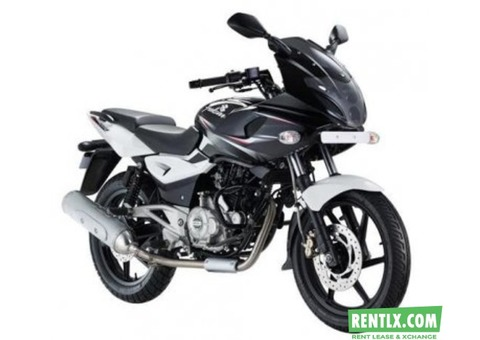 Bajaj Pulsar 220cc on Rent in Thane