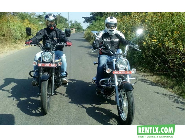 Bullet Bike on Rent in Dehradun