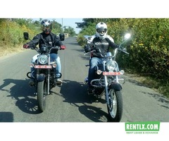 Bullet Bike on Rent in Dehradun