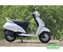 Rent a scooty in Dehradun