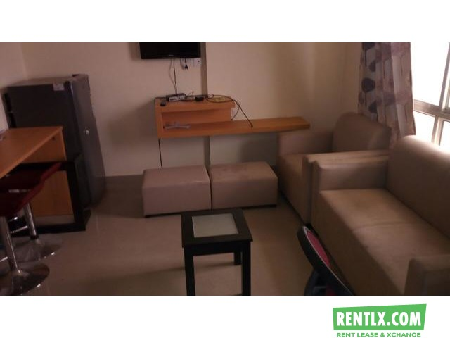 1 Bhk Fully Furnished Flat for Rent in Noida
