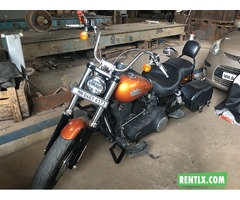Harley Davidson Street Bob on Rent in Thane