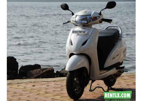 Bikes and Scooter on rent in Goa