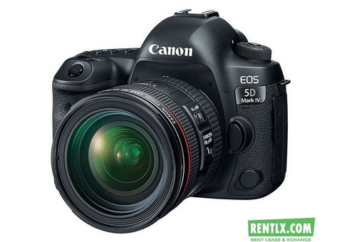 Camera on Rent in Chennai