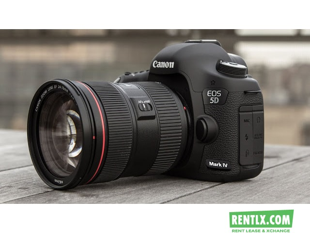 Camera on Rent in Thrissur