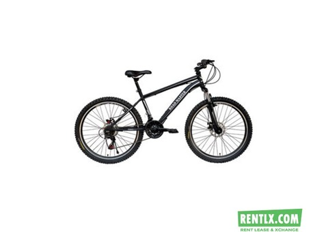 Bicycle on Rent in Delhi