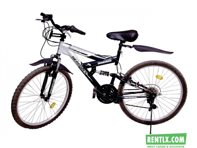 Bicycle on Rent i Pune