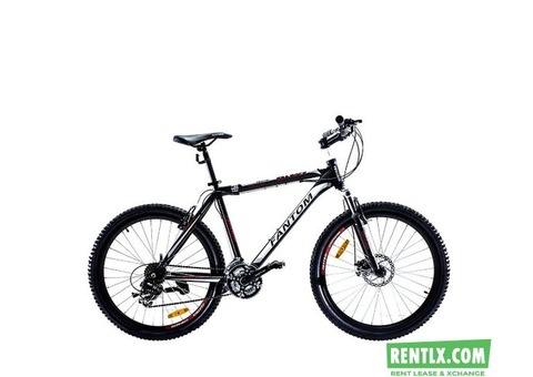 Bicycle on Rent in Pune
