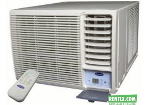Window AC on rent in Delhi and Noida