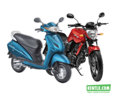 Bike on Rent in Pune