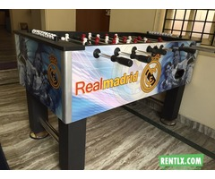 FOOSBALL ON RENT in Bangalore