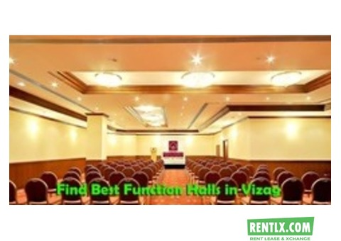 Function halls on Rent in Vizag