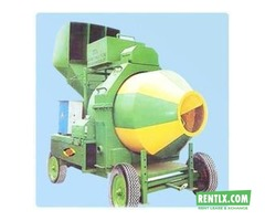 Batching plant, Concrete pump on rent in Ghaziabad