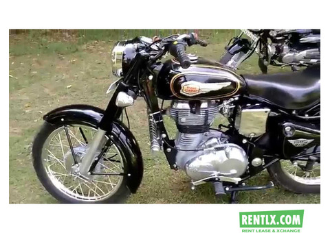 Bullet 350 on Rent in Harippad