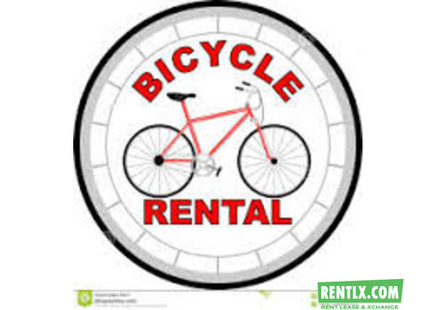 Cycle on Rent in Nashik