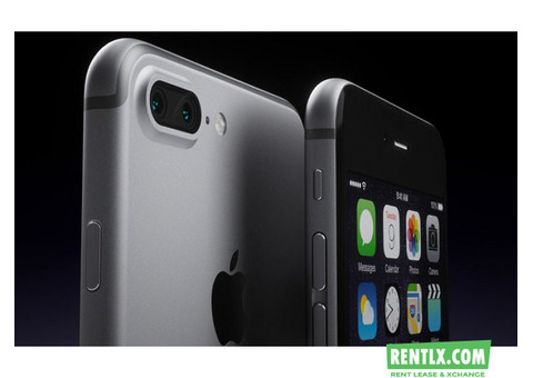 Apple iPhone 7 plus on Rent in Bangalore