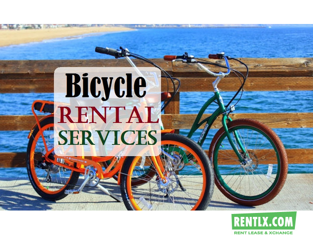 Bicycle on Rent in Hyderabad