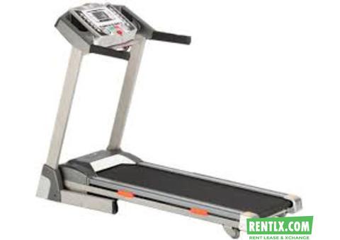 Aerofit Treadmill on Rent in Hyderabad
