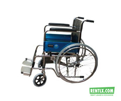 Wheelchair on Rent in Bangalore