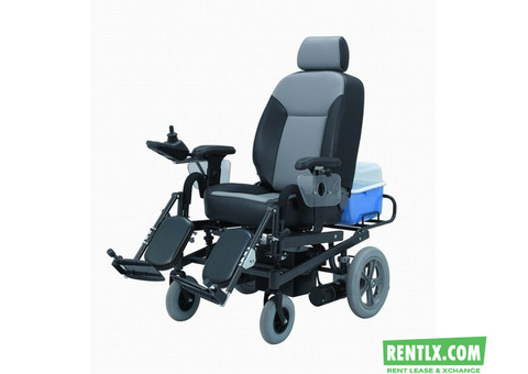 Motorized Wheel Chair on Rent in Chennai