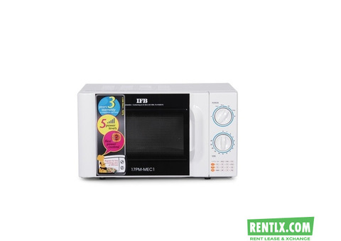Microwave Oven Solo on Rent in Pune