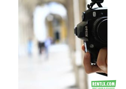 Camera on Rent in Jaipur