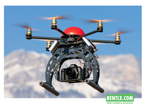 Camera Drone on Rent in Noida