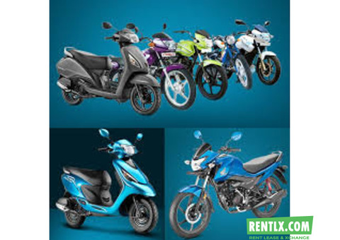 Bike on Rent in Madurai
