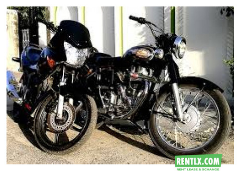 Motorcycles on Rent in Madurai