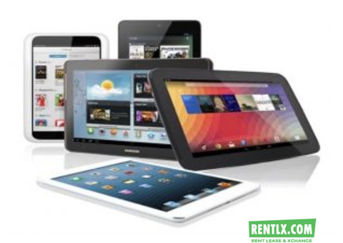 Tablet on Rent in Bangalore