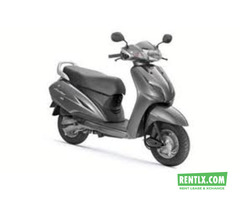 Activa on Rent in Pune