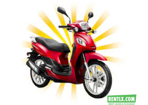 Moped on Rent in Kolkata