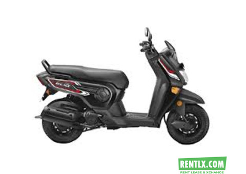 Moped Rental Service in Kolkata