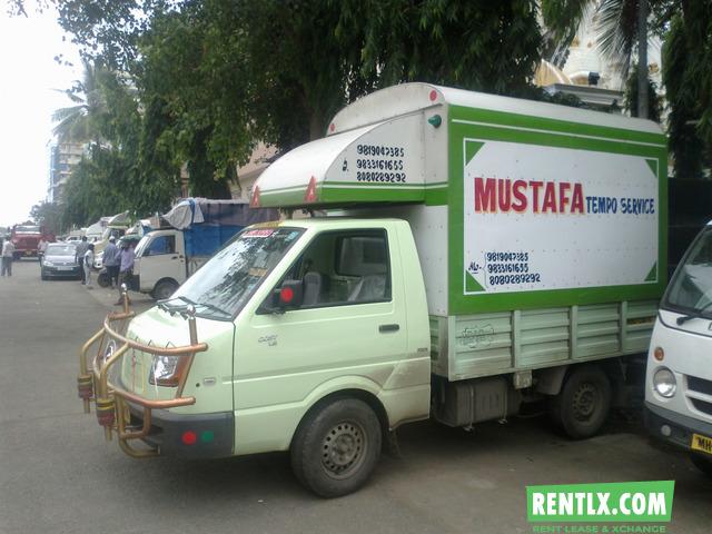 Tempo on Hire in Mumbai