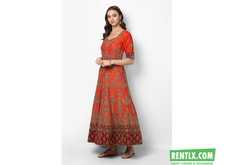 Anarkali on Rent in Pune