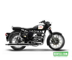 Classic 350 cc on Rent in Chennai