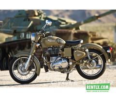 Royal Enfield on Rent in Chennai