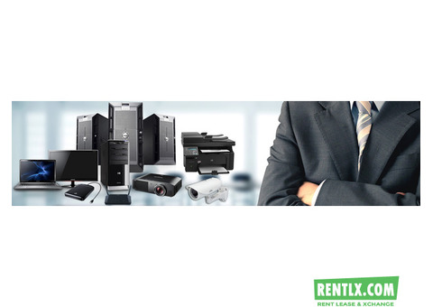 Desktop & All Equipment on Rent in Mumbai