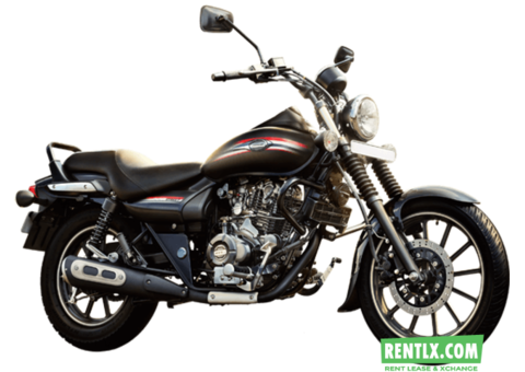 Motorbike Rental Service in Hyderabad