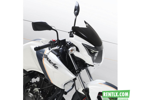 Bike on Rent in Hyderabad